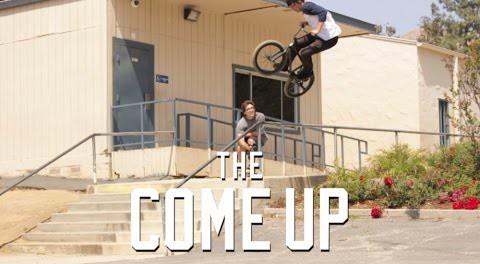 DEVON SMILLIE – THE COME UP BMX 2015 VIDEO