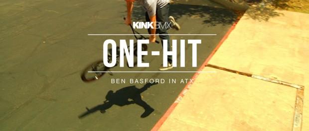 KINK BMX – One Hit Ft. Ben Basford