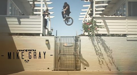 Mike Gray – Demolition 2015 Section