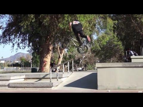 Stevie Churchill Skatepark Session ( S1 Helmets )