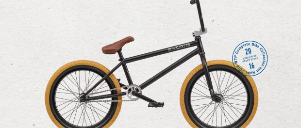 The Crysis – Wethepeople 2016 Complete BMX