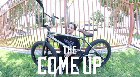 BMX BIKE CHECK – VICENTE CANDEL'S FIT SAVAGE