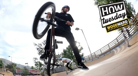 BMX How-To: Fastplant 360s W/ Connor Lodes