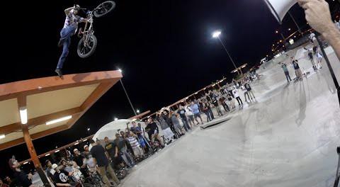 BMX: Inter -Ride Your- Bike Jam (Raw Cut)   RideBMX