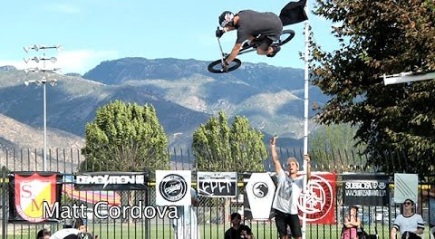 BMX: Shred The Rez Comp at Pala Park