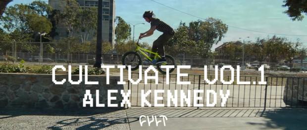 CULTCREW/ CULTIVATE VOL.1/ ALEX KENNEDY