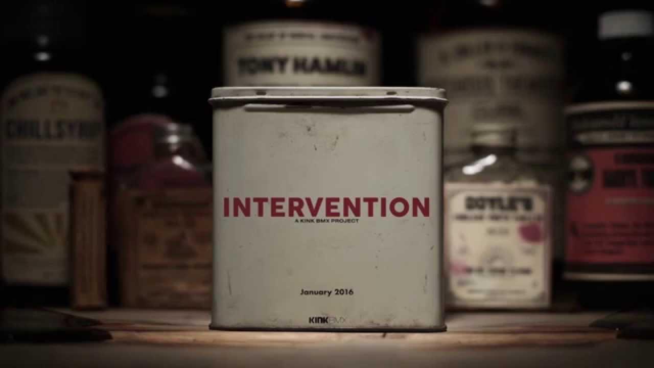 Kink BMX – Intervention