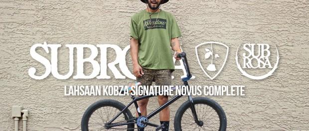 Subrosa – Lahsaan Kobza's 2016 Novus Complete Bike