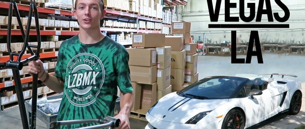 Webisode 2-1: Going Pro and Driving Lambos