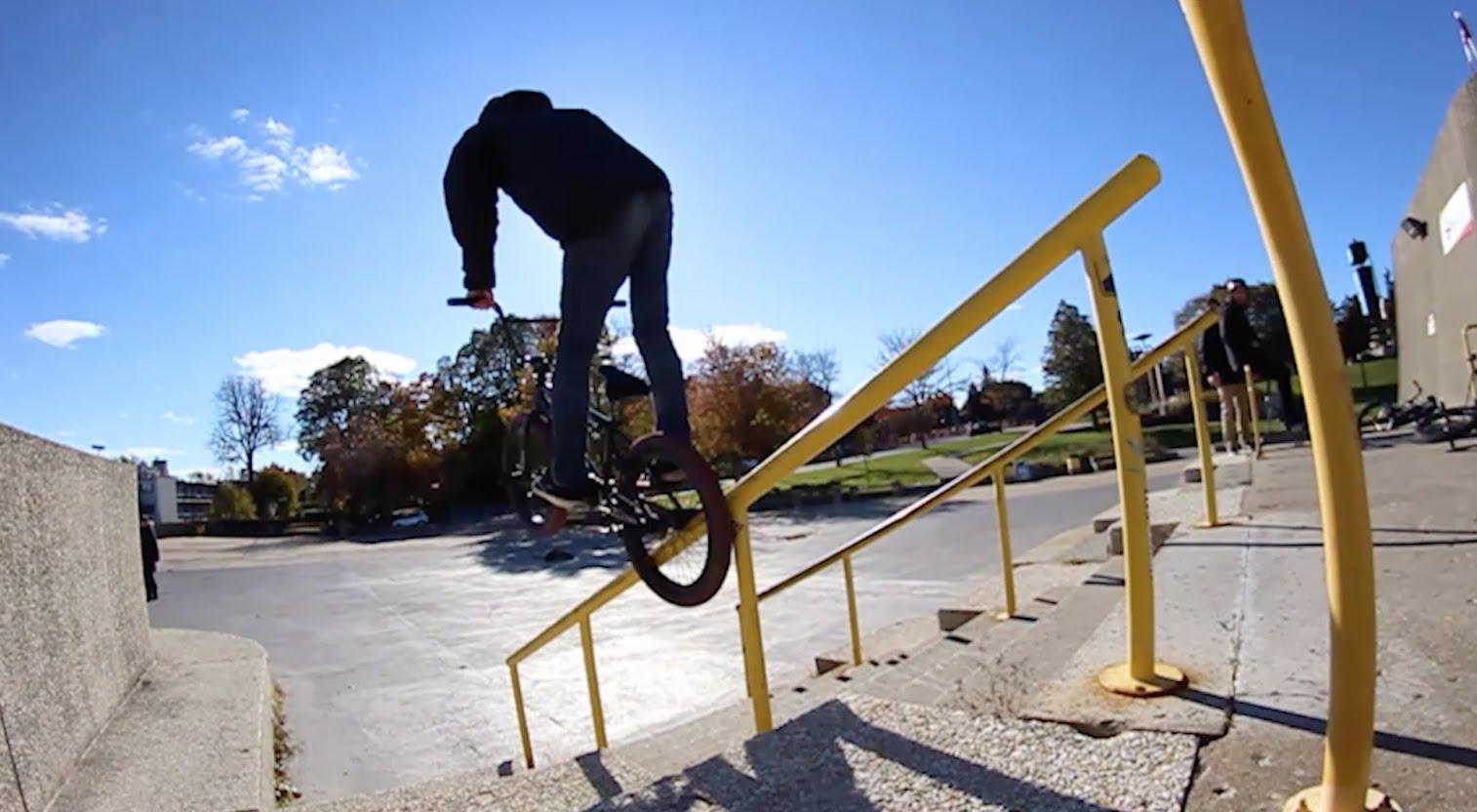BMX Street  – Gabe Truax 2015 Edit