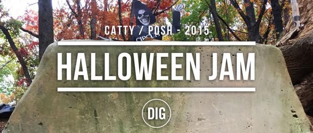 DIG BMX – 2015 Catty / Posh Halloween / Halls Of Weenies Jam