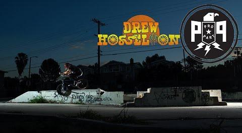 Drew Hosselton – Pro Part | RideBMX