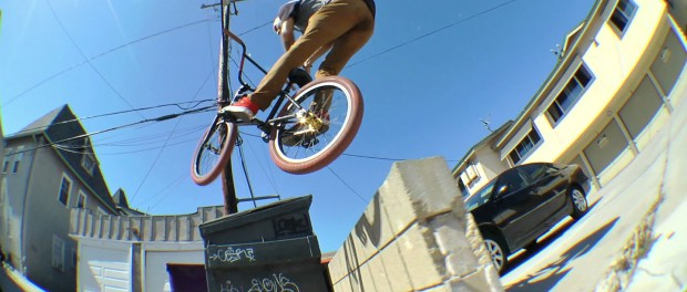Eric Lichtenberger – Stranger Grip Promo | RideBMX