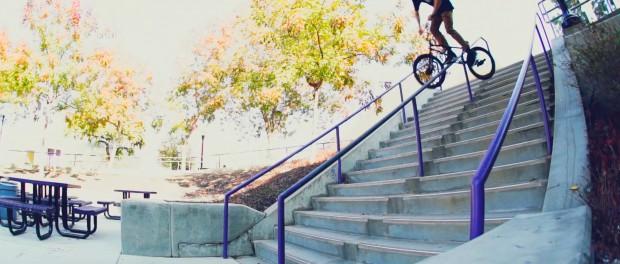 BMX: DIVISION BRAND – NORCAL TRIP