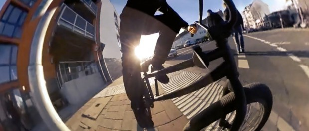 BMX – Strongest Fisheye Ever!? (TEST)