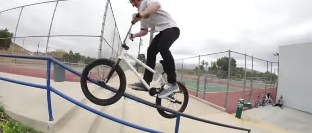 BMX – Travis Hughes – Odyssey 30•15