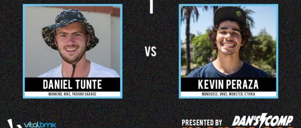 Daniel Tünte vs Kevin Peraza – Vital BMX Game of BIKE: Street