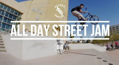 DIG BMX: All Day Street Jam – Mexico 2015