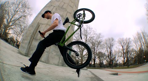 Volume BMX: Volume 1 In Review With Billy Perry