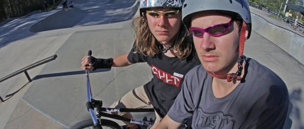 Webisode 2-4: Kona Skatepark with the Goofy Kids
