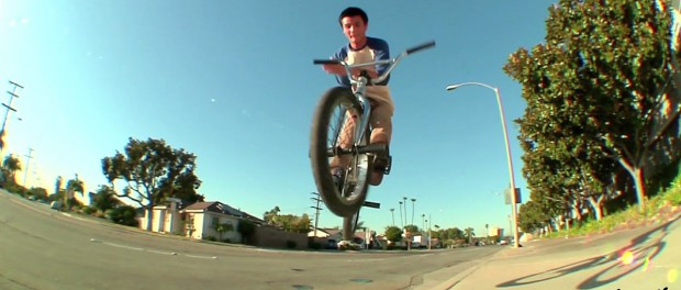 BMX / Coming Through on the Clutch