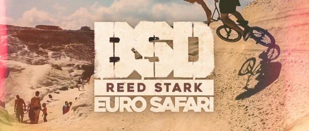 BSD BMX – Reed Stark Euro Safari iPhone edit