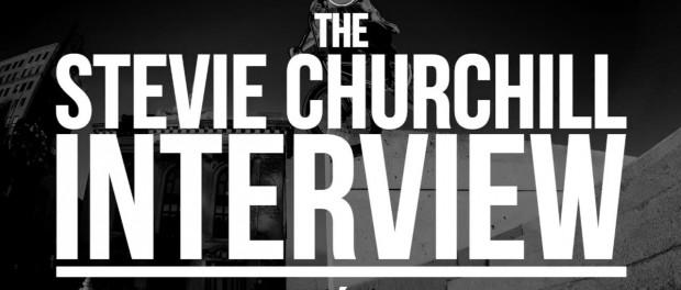 The Stevie Churchill Interview – DIG BMX X DANS COMP