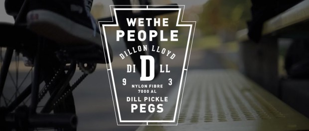 "WETHEPEOPLE: DILLON LLOYD ""DILL PICKLE"" PEG"