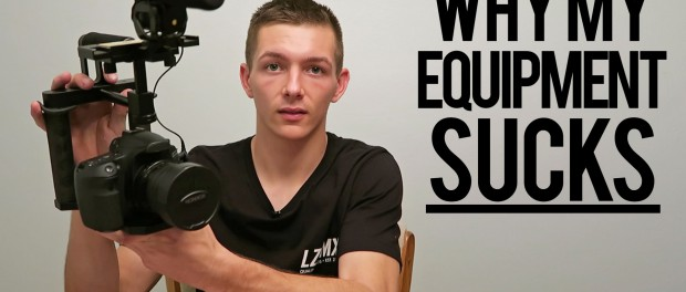 Adam LZ – Thoughts on My Camera Gear + Tips