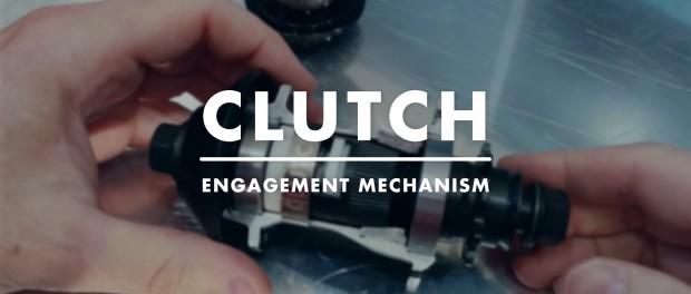 BMX / Odyssey Clutch Freecoaster / Engagement Mechanism