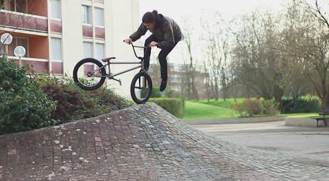 BMX – Yohan Bieuron BSD X La Cremerie