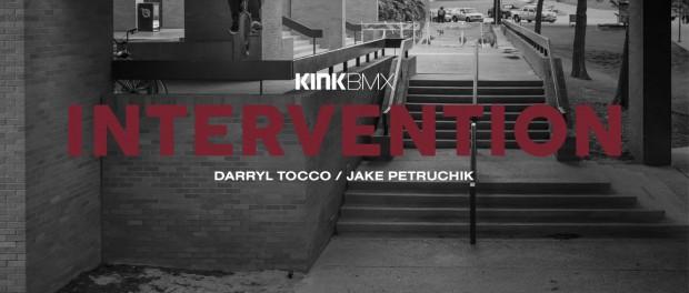 DARRYL TOCCO AND JAKE PETRUCHIK – KINK INTERVENTION