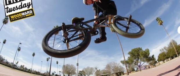 How-Tuesday: Hop-Whips w/ Mark Burnett   RideBMX