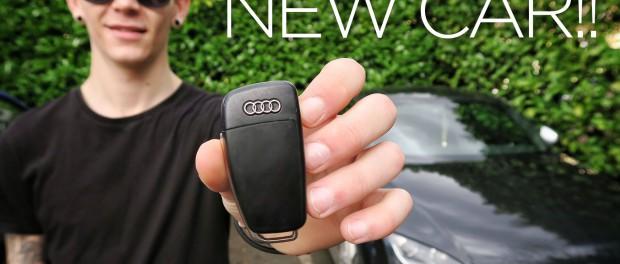 MICK'S NEW CAR