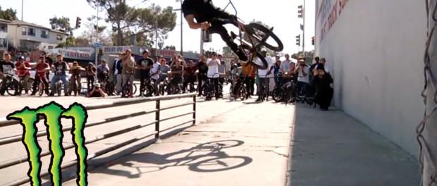 Monster Energy Street Series LA | RideBMX