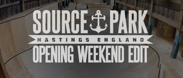 Source Park Opening Weekend Edit