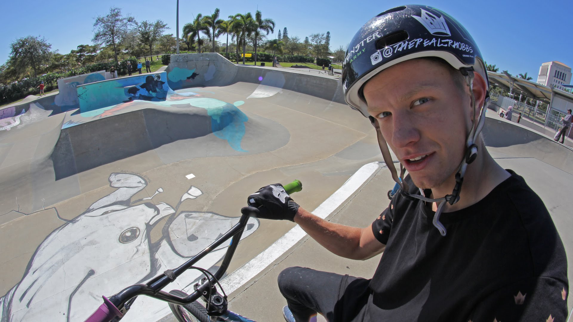 Webisode 60: Euro Tripper and JR's BMX Palace