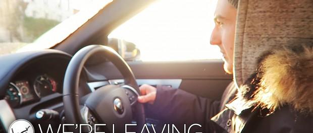 WE'RE LEAVING! – vlog