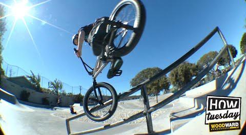 BMX: How-Tuesday: Over-Tooth Grinds w/ Jason Phelan | RideBMX