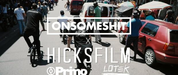 BMX – ONSOMESHIT in ARGENTINA