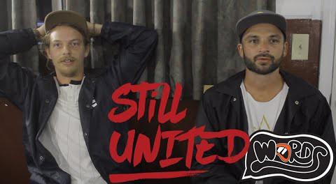 "BMX: Words – Nathan Williams & Corey Martinez on ""Still United"" | RideBMX"