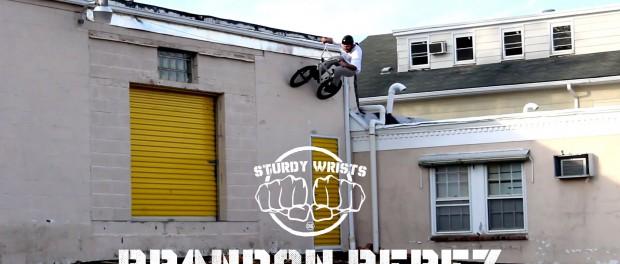 BRANDON PEREZ – STURDY WRISTS – DIG BMX