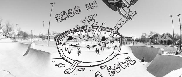 Chad Osburn & Ashley Charles – Bros in a Bowl – RELIC