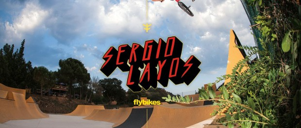 Flybikes – Sergio Layos 2016 Video – BMX