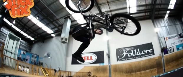 Victor Salazar – Trick Fix   RideBMX