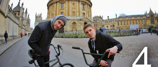 Webisode 4: A Day in Oxford with Mick