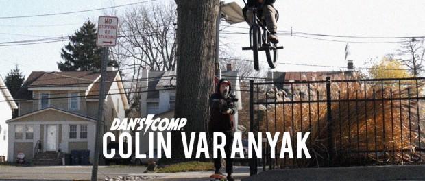Dan's Comp: Colin Varanyak