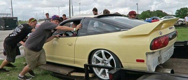 Drift Event #5: Poor SR20DET… I'M SORRY!