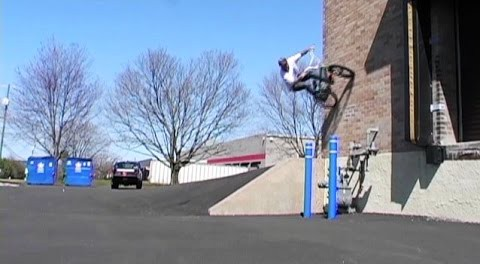 Dustin & Chopper – Quaker State – Ride PA BMX