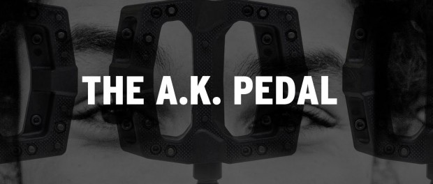 ECLAT: Alex Kennedy signature AK Pedal